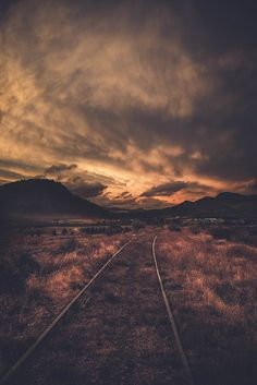 Beauty in all things. Schmidt, Train Tracks, Railroad Tracks, Country Roads, Celestial, Explore, Sunset, Instagram, Photography