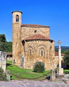 Colegiata de San Martín de Elines - Valderredible, Románico de Cantabria
