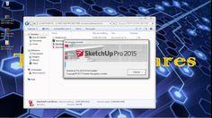 TecnoSoftwares - Como Baixar e instalar Sketchup Pro 2015