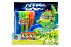 4 Stems of Bunch O Balloons Included Water Toys Toys Water Balloon Filler, Water Balloons, Fake Nails For Kids, Welches Fruit Snacks, Cool Nerf Guns, Best Christmas Toys, Bouncy Castle, Water Toys, Natural Latex