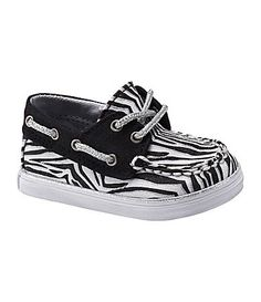 Sperry Top-Sider Infant Girls Bahama Crib Boat Shoes