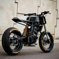 182 Likes, 3 Comments - Cafe Racers Honda Scrambler, Xt 600 Scrambler, Cafe Racer Motorcycle, Motorcycle Design, Street Scrambler, Triumph Bobber, Ducati Diavel, Custom Street Bikes, Custom Motorcycles