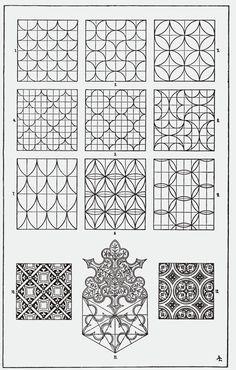 Zentangle tarzi cizimler/bazi motiflerin yapilisi What is Zentangle? Zentangle style drawings / construction of some motifs Tangle Doodle, Tangle Art, Doodle Art, Zentangle Drawings, Doodles Zentangles, Easy Zentangle, Doodle Patterns, Zentangle Patterns, Tessellation Patterns