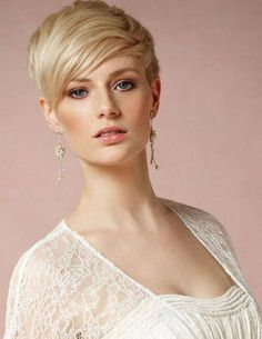 Hot 8 Fab Pixie Hairstyles for Every Pretty Lady Haircut Styles For Women, Short Haircut Styles, Cute Short Haircuts, Cute Hairstyles For Short Hair, Hairstyles Haircuts, Trendy Hairstyles, Short Hair Cuts, Wedding Hairstyles, Curly Hair Styles