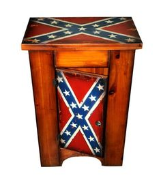 rebel-flag-rustic-wood-cabinet