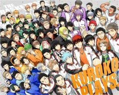 Image uploaded by Mika. Find images and videos about anime, kuroko no basket and kuroko no basuke on We Heart It - the app to get lost in what you love. I Love Anime, All Anime, Anime Guys, Manga Anime, Kuroko No Basket, Kagami Kuroko, Kagami Taiga, Akashi Seijuro, Haikyuu