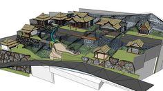 Villa Thai House - 3D Warehouse