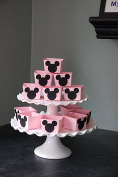 Minnie Mouse Candy Cups Minnie Mouse Favors Minnie by GiggleBees, $12.00