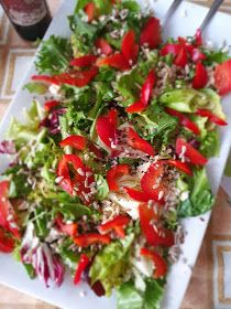 Bruschetta, Mexican, Ethnic Recipes, Fit, Salads, Shape, Mexicans