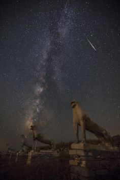 Astrophotography by loukas hapsis, Delos, Greece