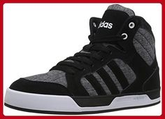 new product d5db9 fe6d4 adidas NEO Men s Raleigh Mid Fashion Sneaker, Black Black White, 7 M US -  Our favorite sneakers ( Amazon Partner-Link)