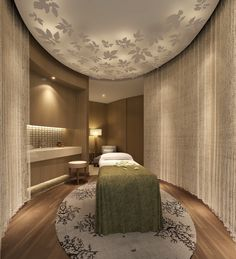 So Spa - Typical treatment room