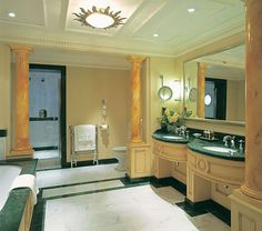 The Knightsbridge Suite at The Berkeley hotel in London