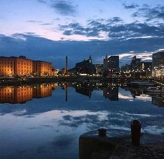 Liverpool Waterfront, New York Skyline, Travel, Viajes, Destinations, Traveling, Trips