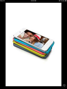 iPod 5  I love it!!! <3