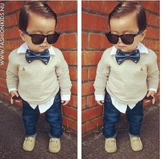 I'm in Love with boy Fashion!! Can't wait to dress my kiddos!!!