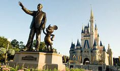 Disney World, Orlando