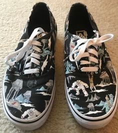 ae2f9f6a49 Star Wars Unisex Vans Women s Size 10 Men s Size 8.5  fashion  clothing   shoes  accessories  unisexclothingshoesaccs  unisexadultshoes (ebay link)