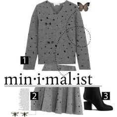 Chic minimalist outfit ideas for 2017 (41)
