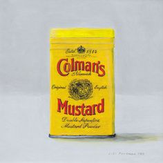 British food series - joel penkman - Colman's Mustard