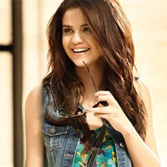 I need a denim vest like this- Dream Out Loud by Selena Gomez exclusively at Kmart