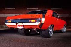 Supercharged Small-Block 1970 Dodge Dart