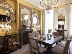Apartment of Coco Chanel