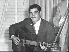 Joseph Reinhardt - the rhythm behind the Hot Club de France and Django's brother. Django Reinhardt, Gypsy Jazz, Jazz Musicians, Joseph, Brother, Blues, Portraits, France, Friends