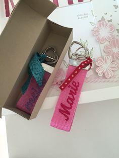 Stampin up Box als Geschenkverpackung