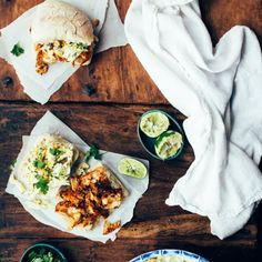 Spicy Blackened Fish Sandwiches with creamy Corn and Cabbage Slaw.