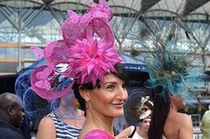 Ladies Day, Ascot races..