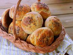 Fabryka Kulinarnych Inspiracji: Bułeczki gryczane