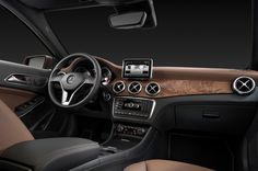 Mercedes has added a fifth SUV to its line. The GLA-Class is a small crossover that Mercedes promises packs big performance, both on and off road. Mercedes Gla 250, Mercedes Benz, Best Midsize Suv, Best Compact Suv, Buick Envision, Audi Allroad, Daimler Ag, Best Suv, Mid Size Suv