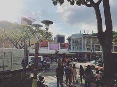 * Lost my way 😂 Village Hotel, Singapore, Street View, Lost