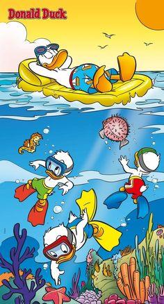 Billedresultat for donald duck delivering mail images Disney Duck, Disney Mickey, Disney Art, Disney Pixar, Mickey Mouse Cartoon, Mickey Mouse And Friends, Disney Images, Disney Pictures, Walt Disney Characters