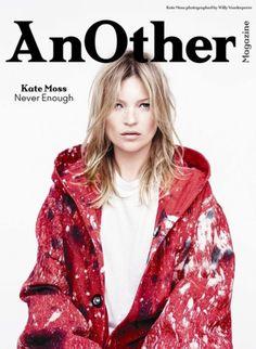 kate moss portada another magazine