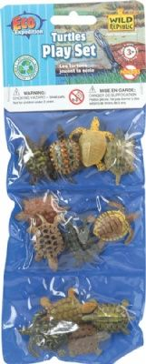 Turtle Triple Polybag Mini at theBIGzoo.com, an animal-themed superstore.