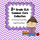 """This packet contains student """"I Can"""" checklists for Data Binders for all of the 2nd grade ELA Common Core standards.   You will also receive visual..."""