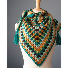 Ewe Ewe Yarns Wearever Wrap Pattern