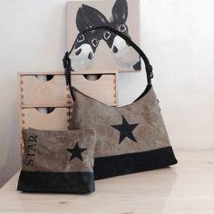 DUO Stars Bag & Pounce SOBEN www.sobenstore.bigcartel.com