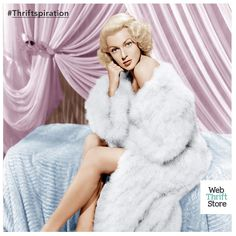 As one of Hollywood's most memorable stars, Lana Turner remains a true fashion inspiration today! Her presence, style and beauty was unlike any other, and she made sure to always look camera ready wearing tailored gowns, long furs and designer shoes designed to match just her style.  Get inspired by the legend and add some glamour to your wardrobe!