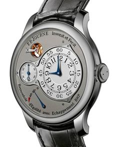 F.P. Journe Souveraine Chronomètre Optimum
