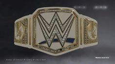 WWE Intercontinental Championship Version 2 Wwe Intercontinental Championship, Wwe Women's Championship, Wwe T Shirts, Wwe Belts, Wwe 2k, Nia Jax, Brock Lesnar, Wwe Womens, Total Divas