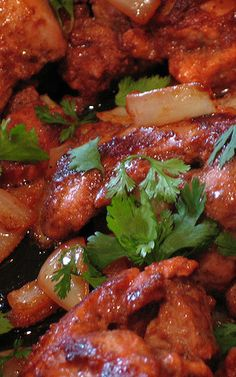 Tandoori Chicken is a delicious Indian way of cooking chicken that I think everyone should try. I really loved it.
