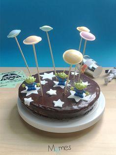 Gâteau Astronaute