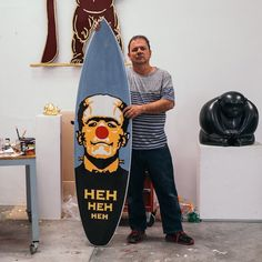 Lionel Smit, Brett Murray and others transform surfboards into art