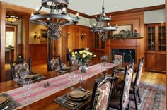 Woodland Point Dining Room
