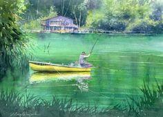 Painting Frames, Art, Pen And Wash, Paisajes, Art Background, Kunst, Performing Arts, Framed Art, Art Education Resources