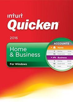Quicken Home & Business 2016 Personal Finance & Budgeting... https://www.amazon.com/dp/B013EXDE02/ref=cm_sw_r_pi_dp_zOkOxbQY64PK9