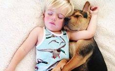 Ak ste dnes ešte nič roztomilé nevideli, určite vás poteší tento článok o chlapcovi a jeho psíkovi, ktorí najradšej zo všetkého spia v spoločnom objatí.